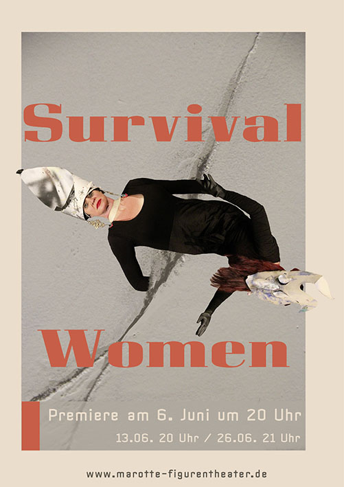 Plakat Survival Women